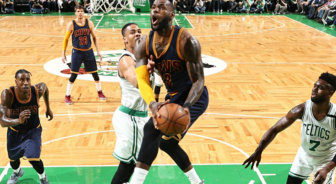 Les 10 game winners les plus marquants de LeBron James