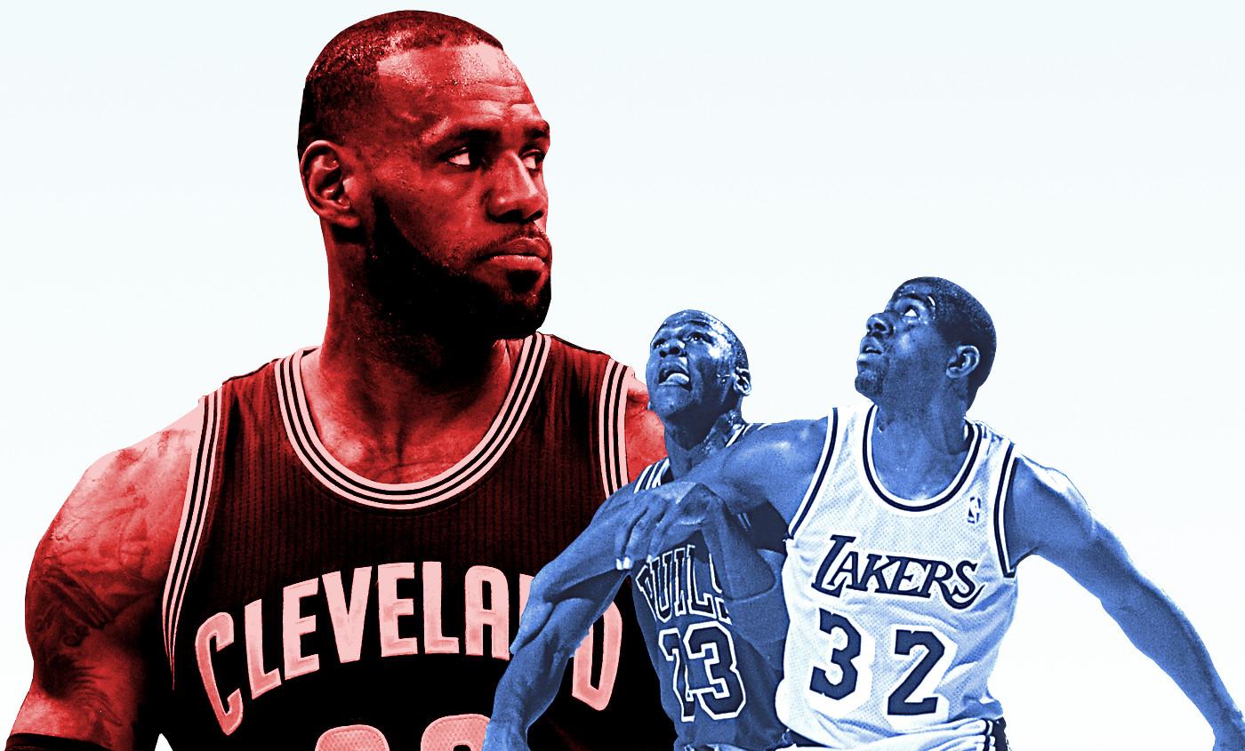 MJ ou LeBron ? Les coaches ont choisi