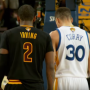 Stephen Curry Kyrie Irving