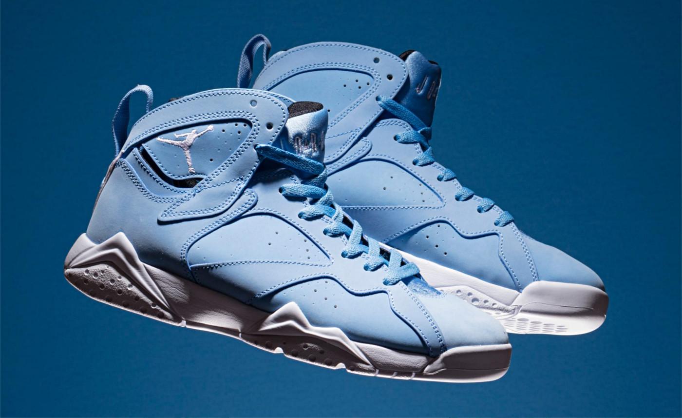 La sneaker du jour : Air Jordan 7 retro pantone