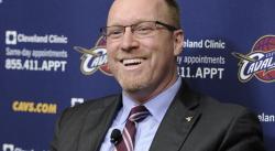 David Griffin reste optimiste sur une reprise de la saison NBA