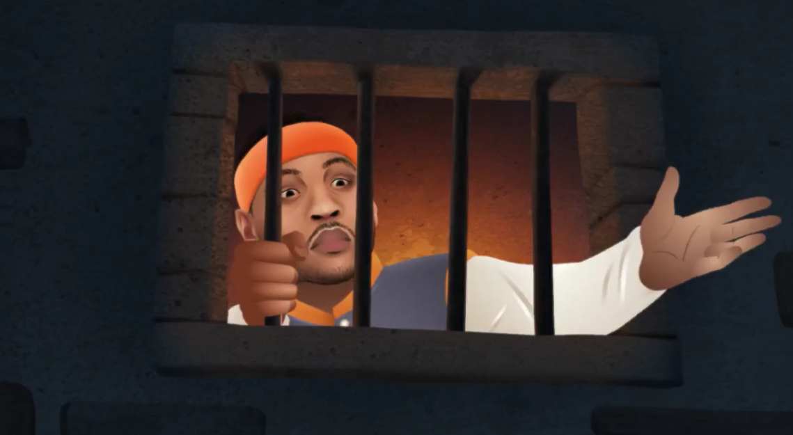 Game of Zones : l'épisode 3, Carmelo Anthony veut sauver Oakley !