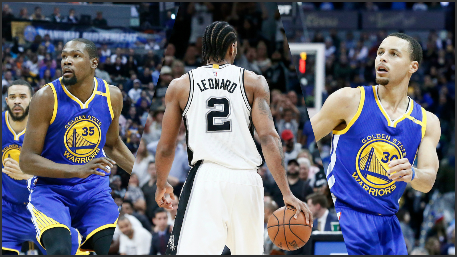 Leonard indispensable, KD et Curry injouables : Que retenir de Warriors-Spurs