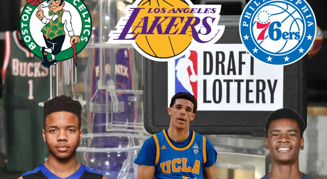 Les Celtics, les Lakers, Lonzo Ball : Qui sont les gagnants et les perdants de la loterie ?