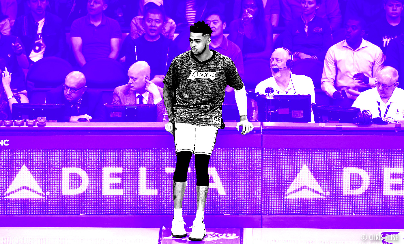 Débat : Les Lakers doivent-ils trader D'Angelo Russell ?