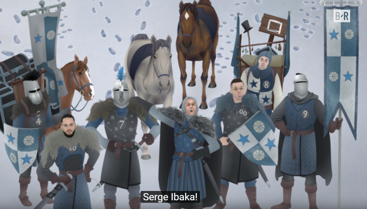 Game of Zones épisode 4 : les coulisses du trade d'Ibaka à Toronto