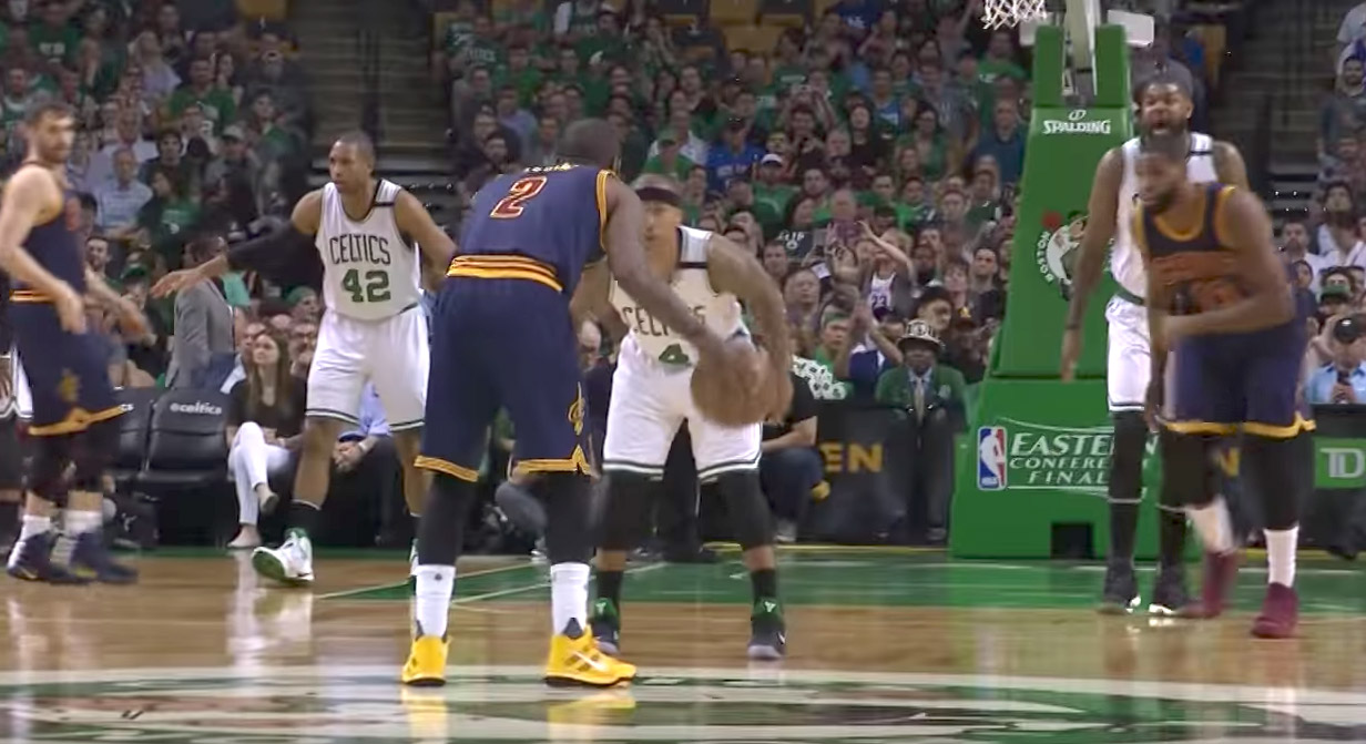 Top 5 : Kyrie Irving donne le tournis aux Celtics