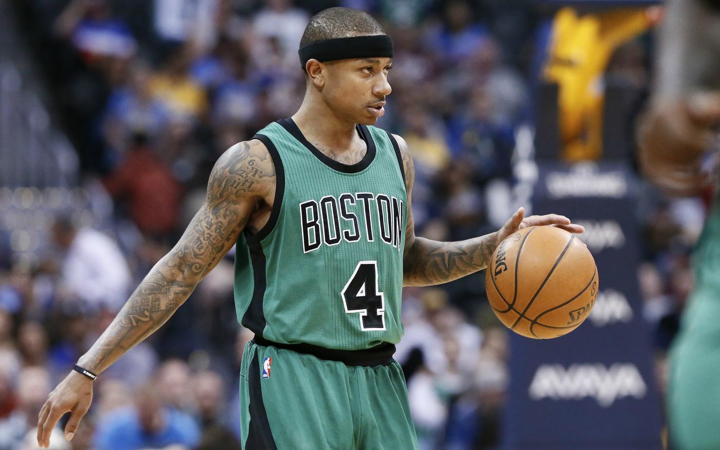 Isaiah Thomas prêt à revenir à Boston ?