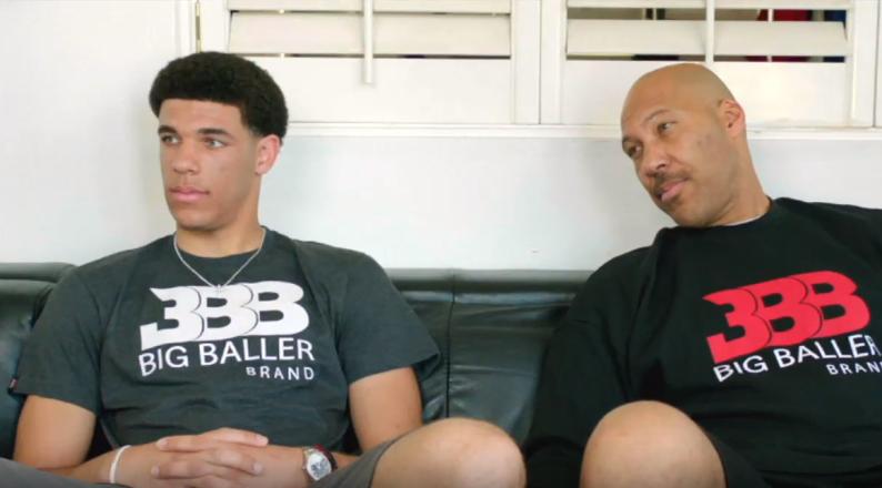 LaVar Ball sait pourquoi Kobe Bryant n'aime pas son fils Lonzo