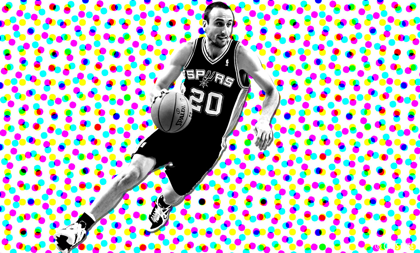 Les 12 grands moments de la carrière de Manu Ginobili