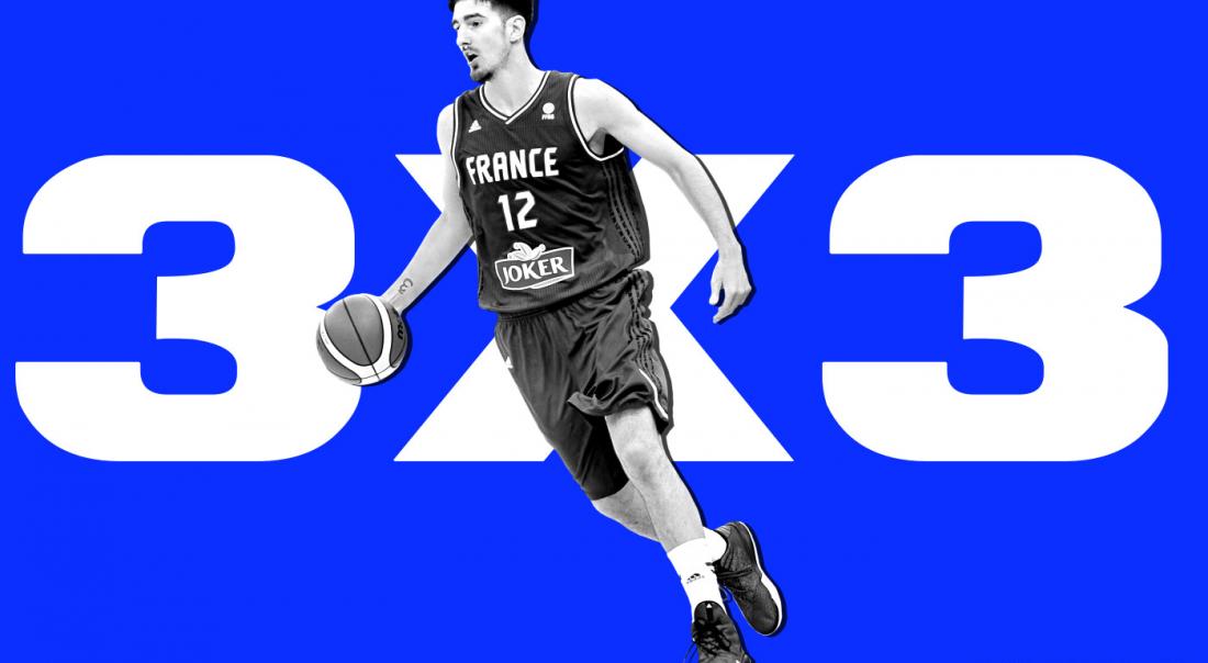 Nando De Colo, Ntilikina : Quelle serait l'équipe de France parfaite… pour du 3×3 ?