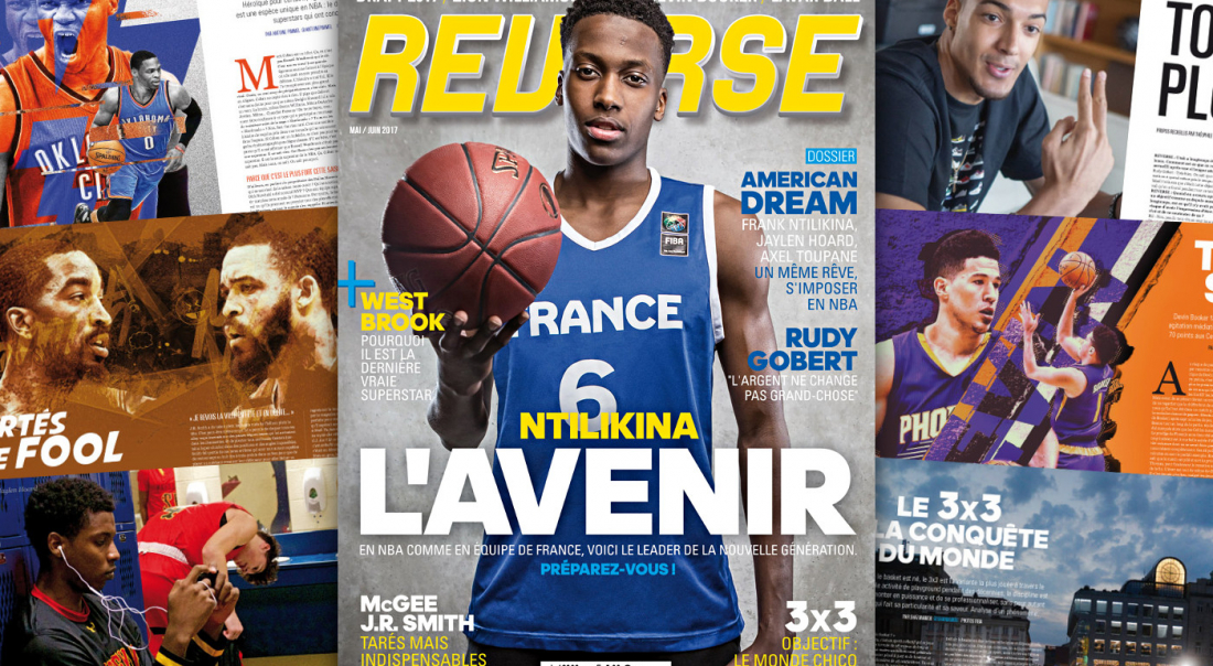 REVERSE #62 : Frank Ntilikina est l'avenir !