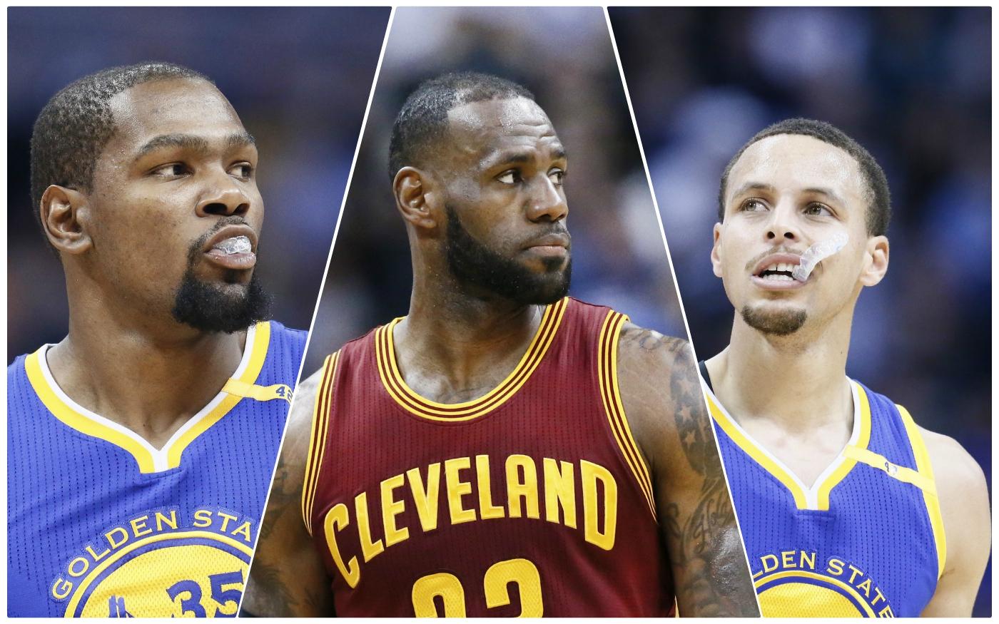 pas mal eab30 dddb7 Stephen Curry, LeBron : Le top 10 des meilleurs joueurs des ...