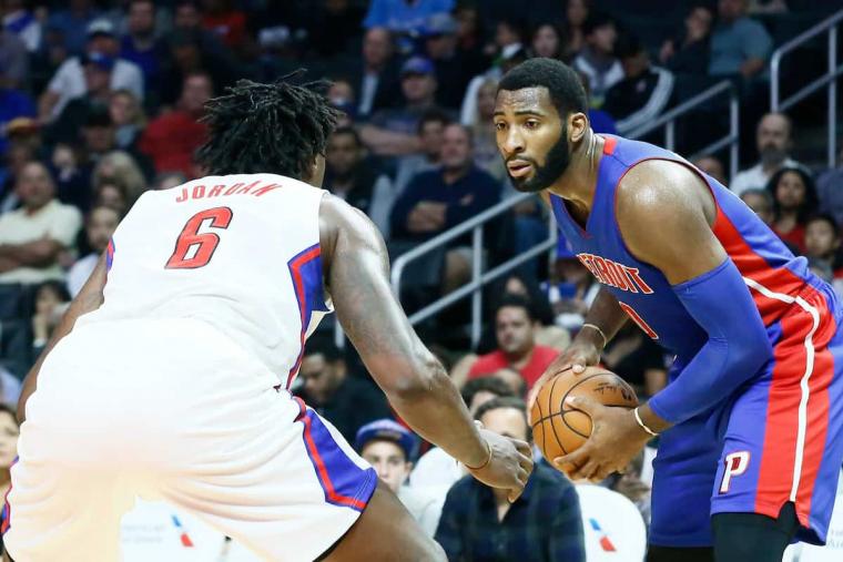 Andre Drummond intéresserait fortement les Knicks