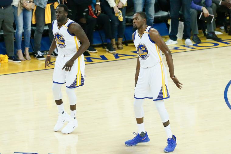 Comment Kevin Durant a empêché les Warriors d'avoir leur « Last Dance »