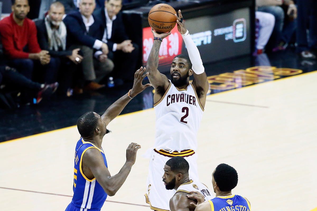 Kyrie Irving aurait pu rejoindre les Indiana Pacers