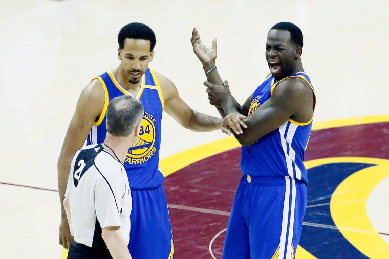 Draymond Green, l'attaquant maladroit qui plombe les Warriors