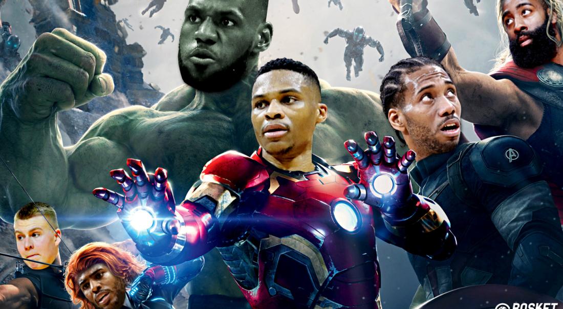 Quelle superteam pourrait battre les Warriors ?