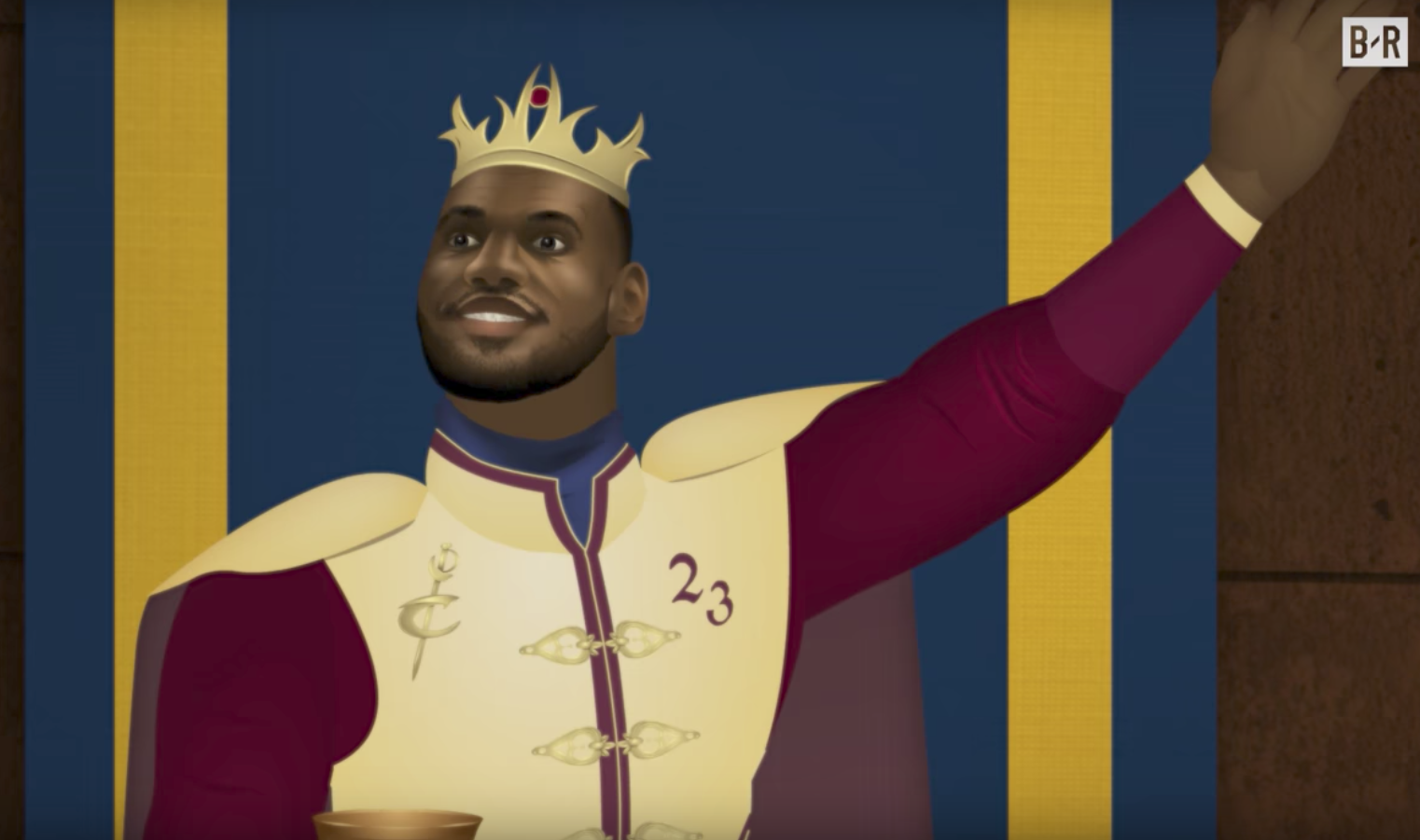 Game of Zones: la suprématie de LeBron James revisitée façon « red wedding »