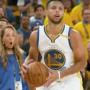 Stephen Curry - reprise de dribble - LeBron James