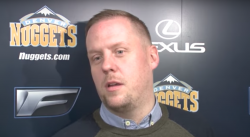 Les Nuggets prolongent logiquement Tim Connelly