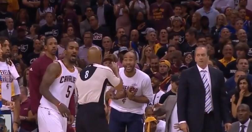Fauché par les amendes de la NBA, Dahntay Jones peut compter sur Cleveland