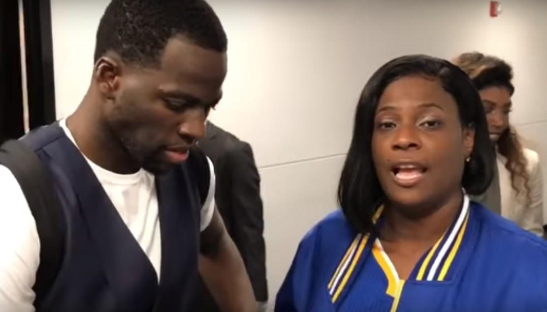 La mère de Draymond Green accuse les arbitres d'avoir été payés