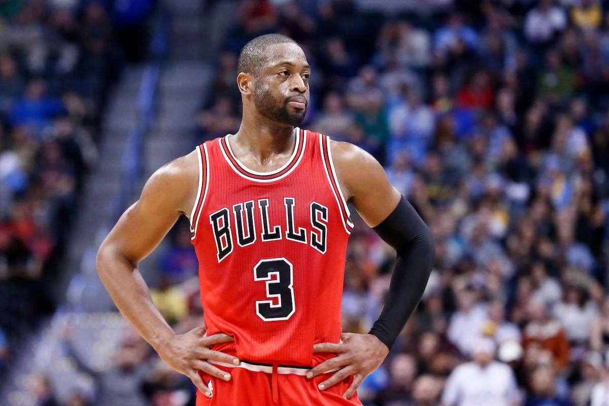 Les jeunes des Bulls ne peuvent pas sacquer Dwyane Wade