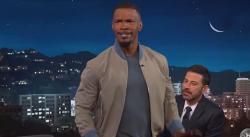Jamie Foxx imite LeBron à la perfection !