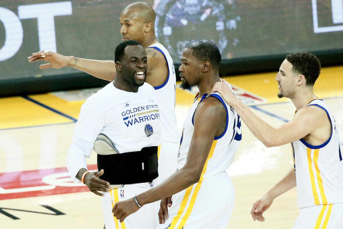 Les Warriors font redescendre sur terre les Pelicans