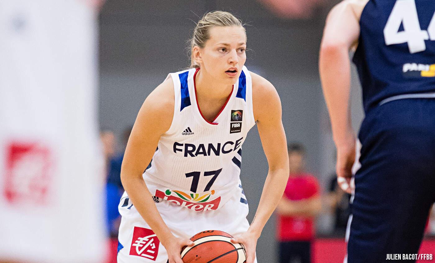 Marine Johannès bientôt en WNBA ?