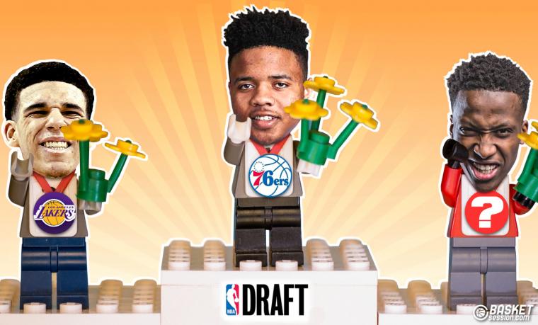 La Mock Draft 2017 de BS