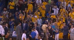 Frissons : Steve Kerr accueilli par une standing ovation
