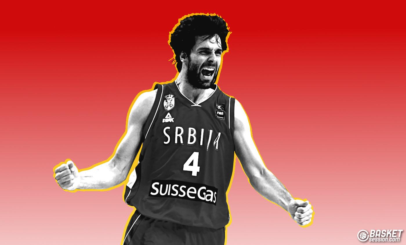 Milos Teodosic, de rookie que le nom