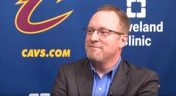 David Griffin clarifie ses propos sur LeBron James et les Cavs