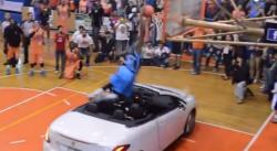 Les pires fails dans des concours de dunks