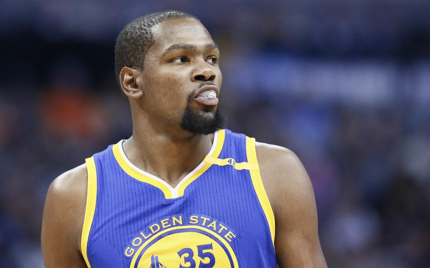 Kevin Durant : «Les Pacers ont juste bazardé Paul George»