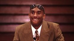 Kobe Bryant n'a jamais été un rookie, la preuve avec cette anecdote folle