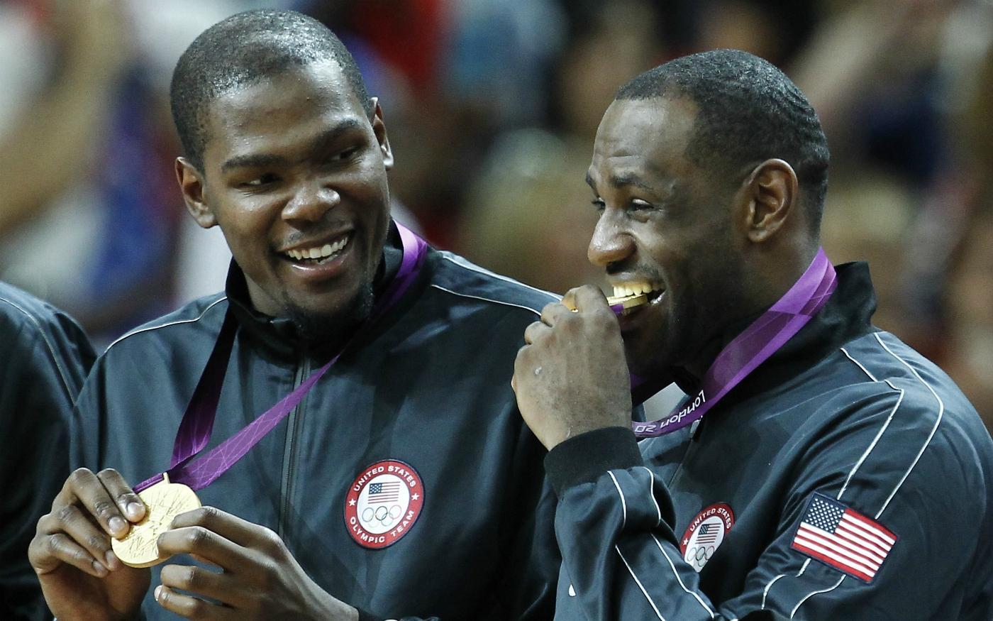 Ce rap de LeBron James et Kevin Durant qui n'a jamais vu le jour