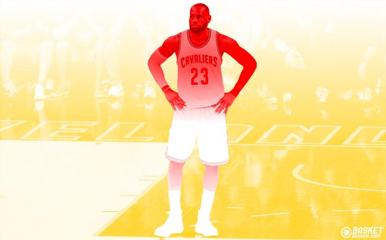 Les vraies conversations de LeBron avec les Rockets !