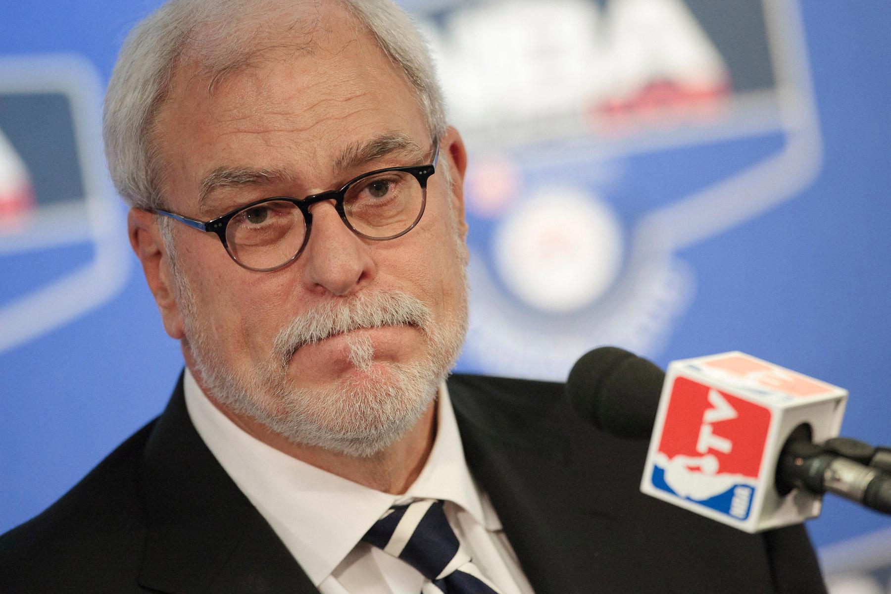 Phil Jackson ne comprend pas son échec aux Knicks