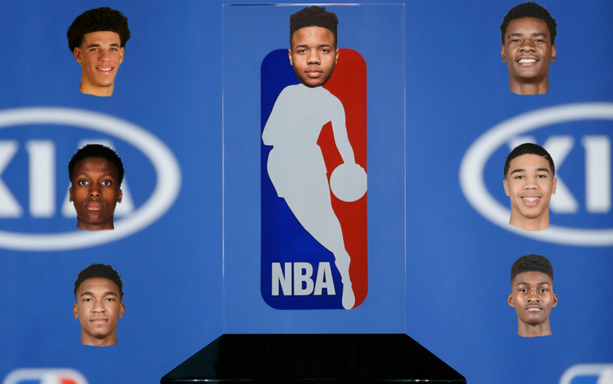 Quels candidats pour le Rookie of the Year ?
