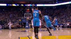 Russell Westbrook élu MVP… du Shaqtin'a Fool