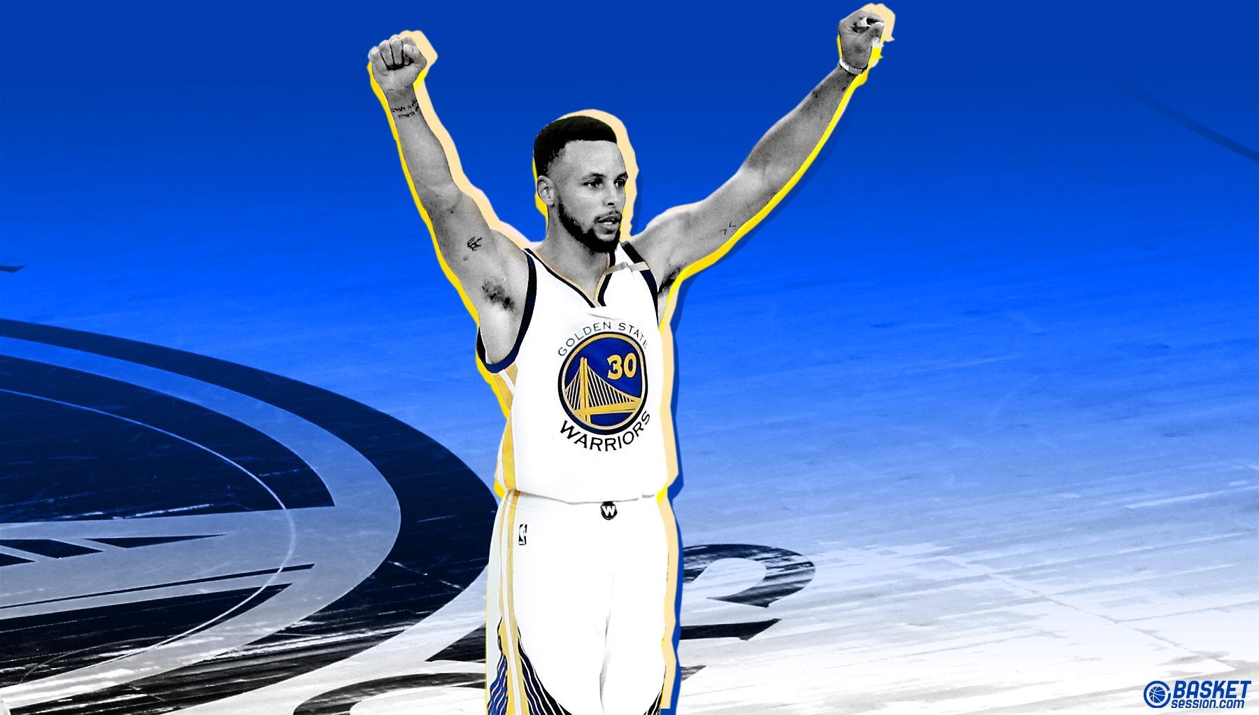 Stephen Curry la vraie pierre angulaire des Warriors