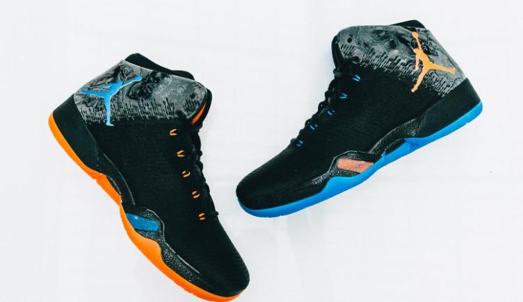 Une Air Jordan XXXI en hommage à Russell Westbrook
