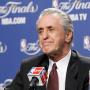 Pat Riley sur le départ de LeBron : «J'ai vu une dynastie s'envoler»