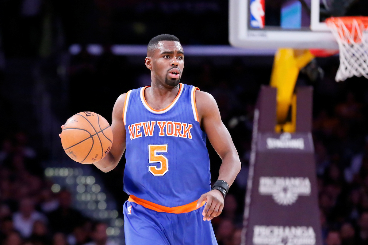 Tim Hardaway Jr sera All-Star un jour selon son père