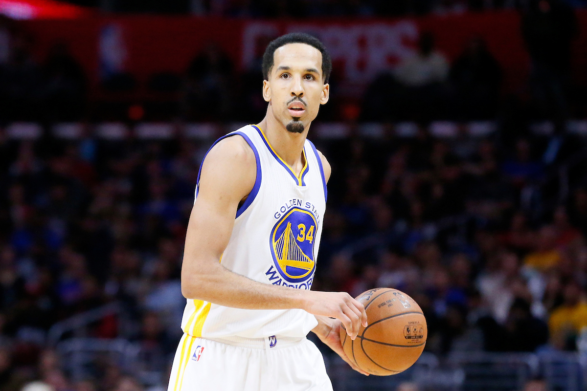 Les Warriors prolongent l'essentiel Shaun Livingston