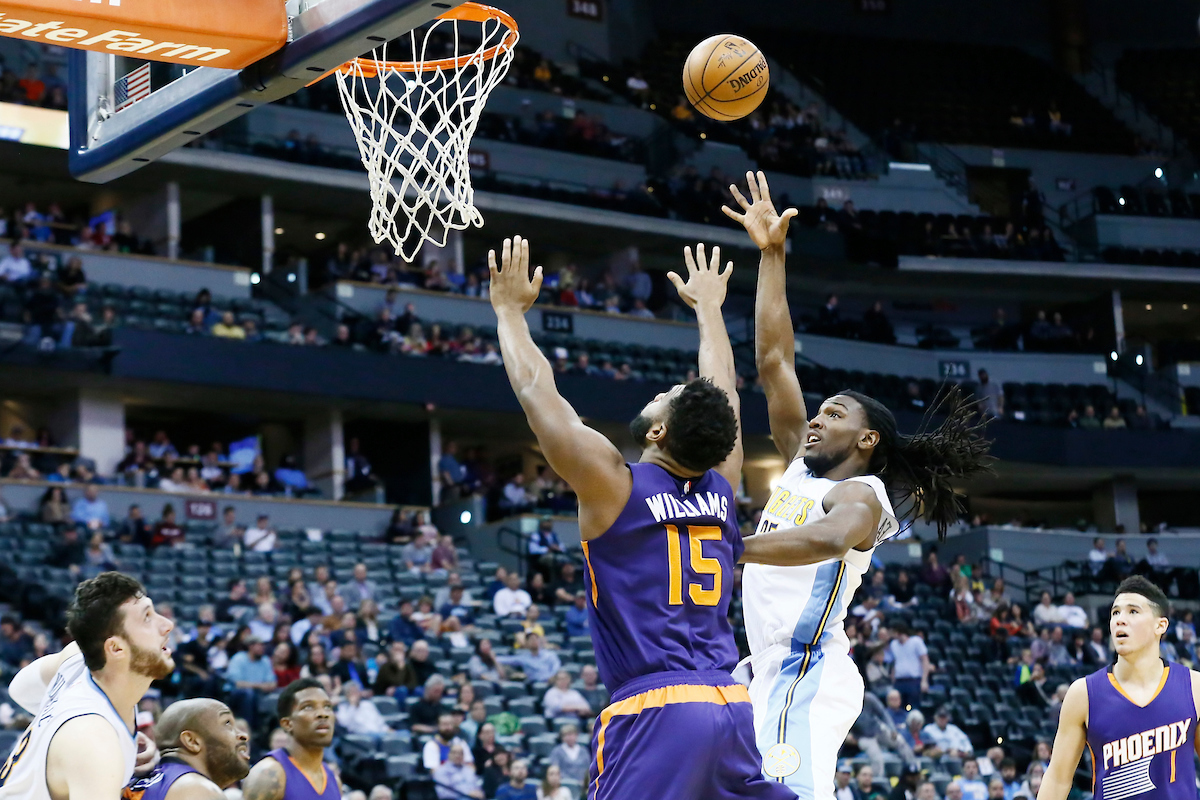 Les Suns prolongent Alan Williams pour 17 millions
