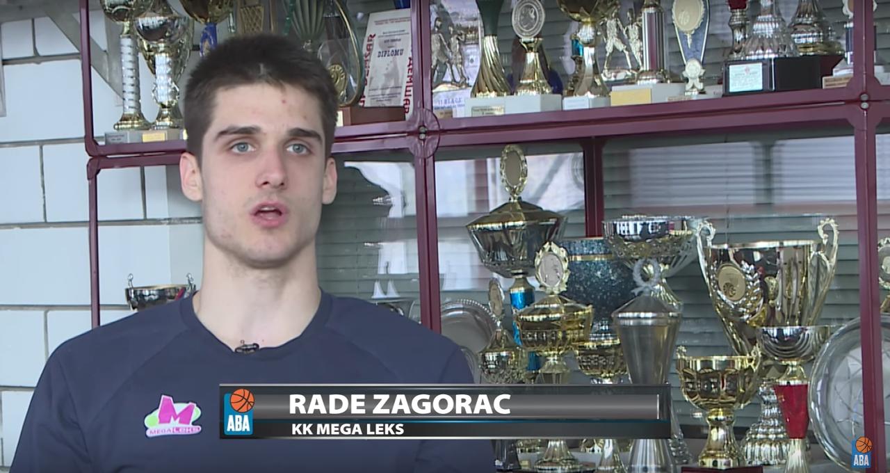 Les Memphis Grizzlies signent le jeune Rade Zagorac